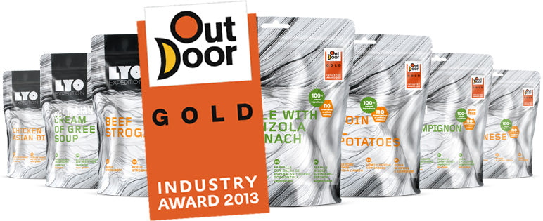 OUTDOOR INDUSTRY AWARD