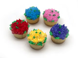 Specialty Flower Cupcakes