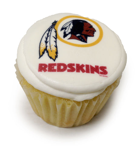 NFL Cupcakes
