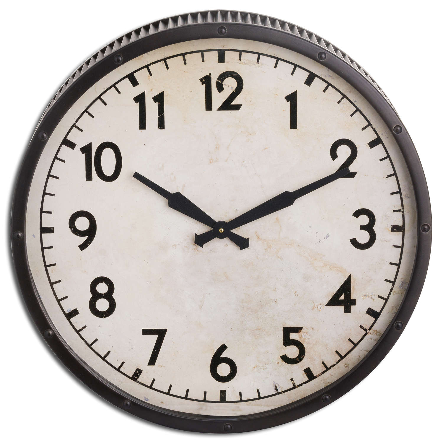 The Grey Drummer Clock
