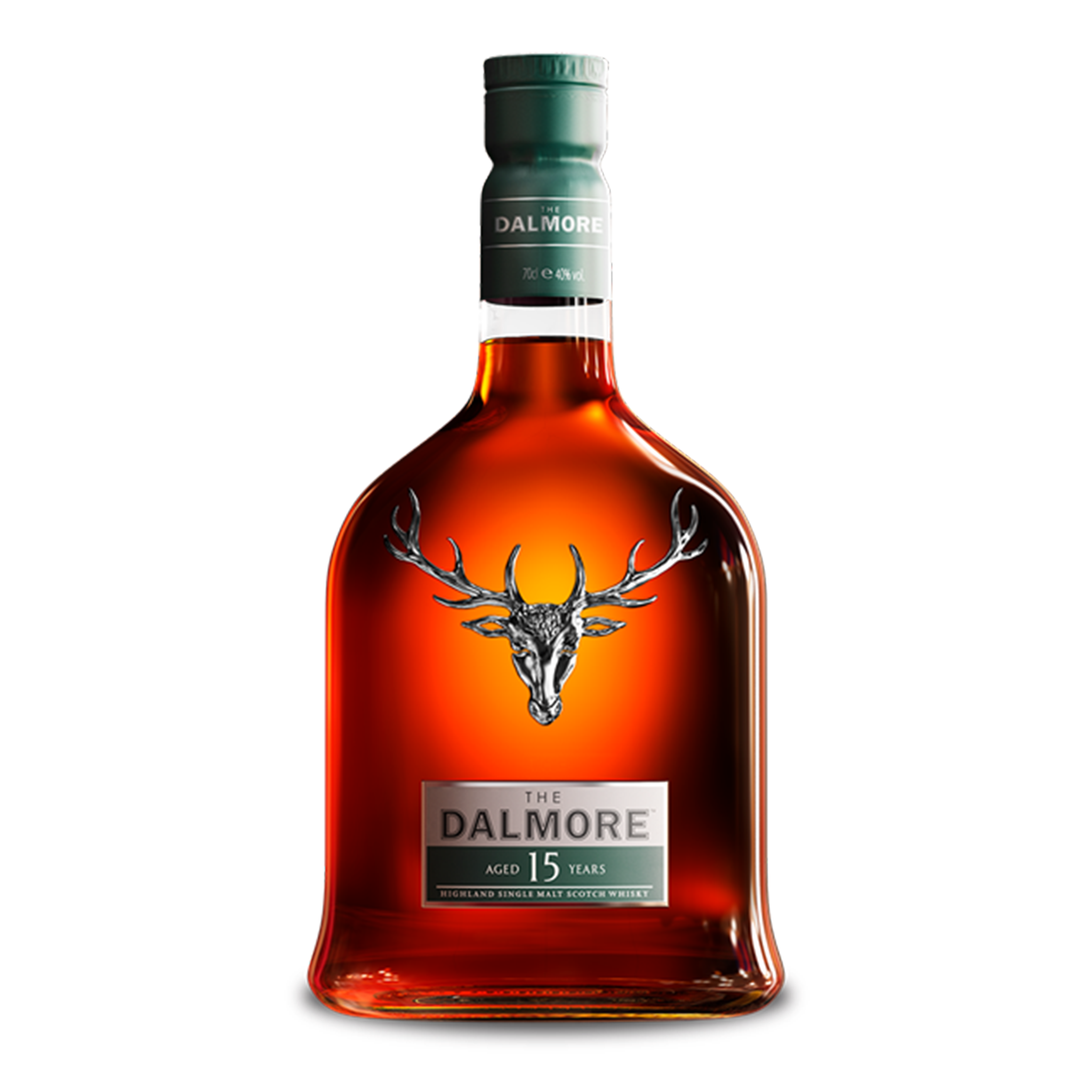 WHISKY DALMORE 15 AÑOS SINGLE MALT 700ML.