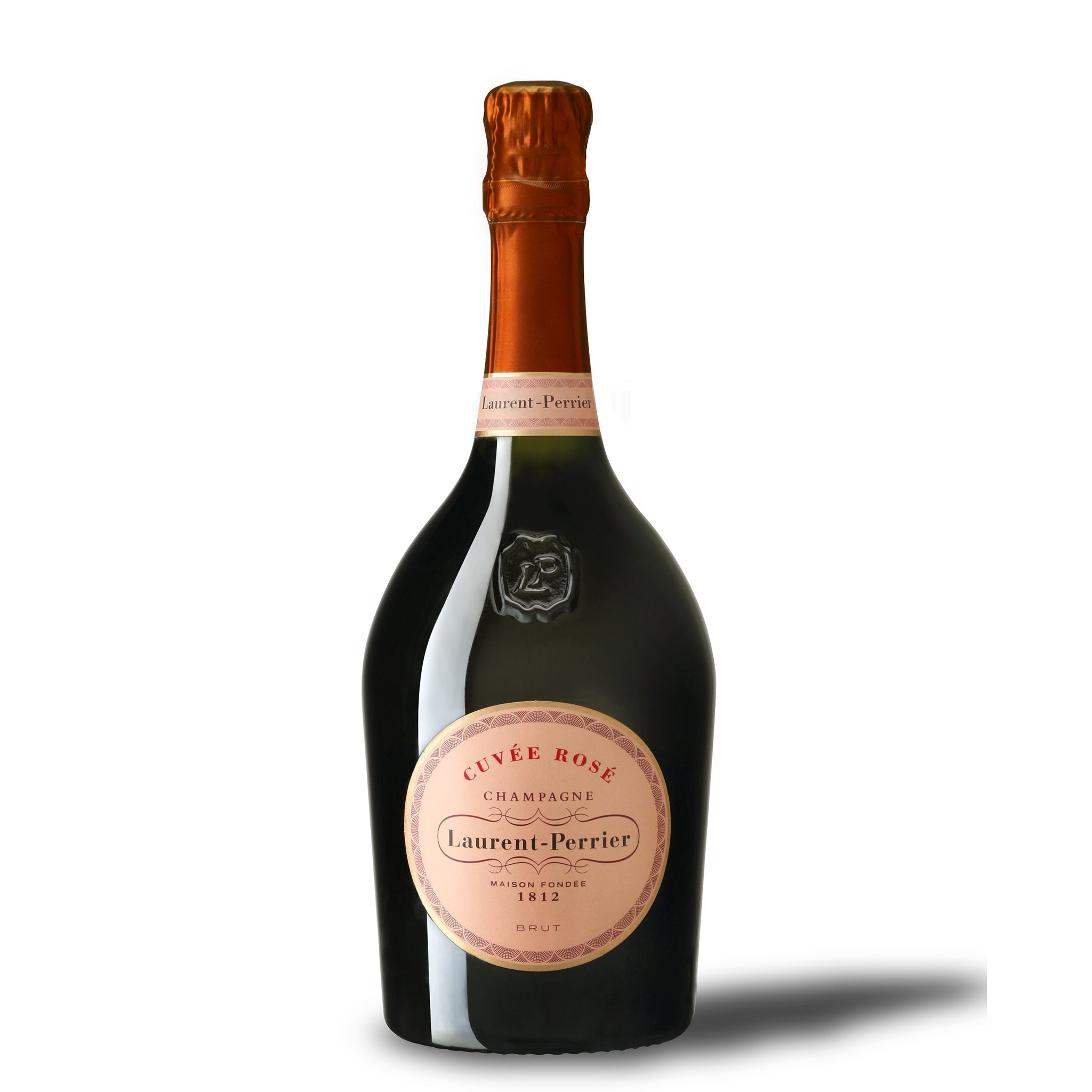 CHAMPAGNE LAURENT PERRIER CUVEE ROSE BRUT 750ML