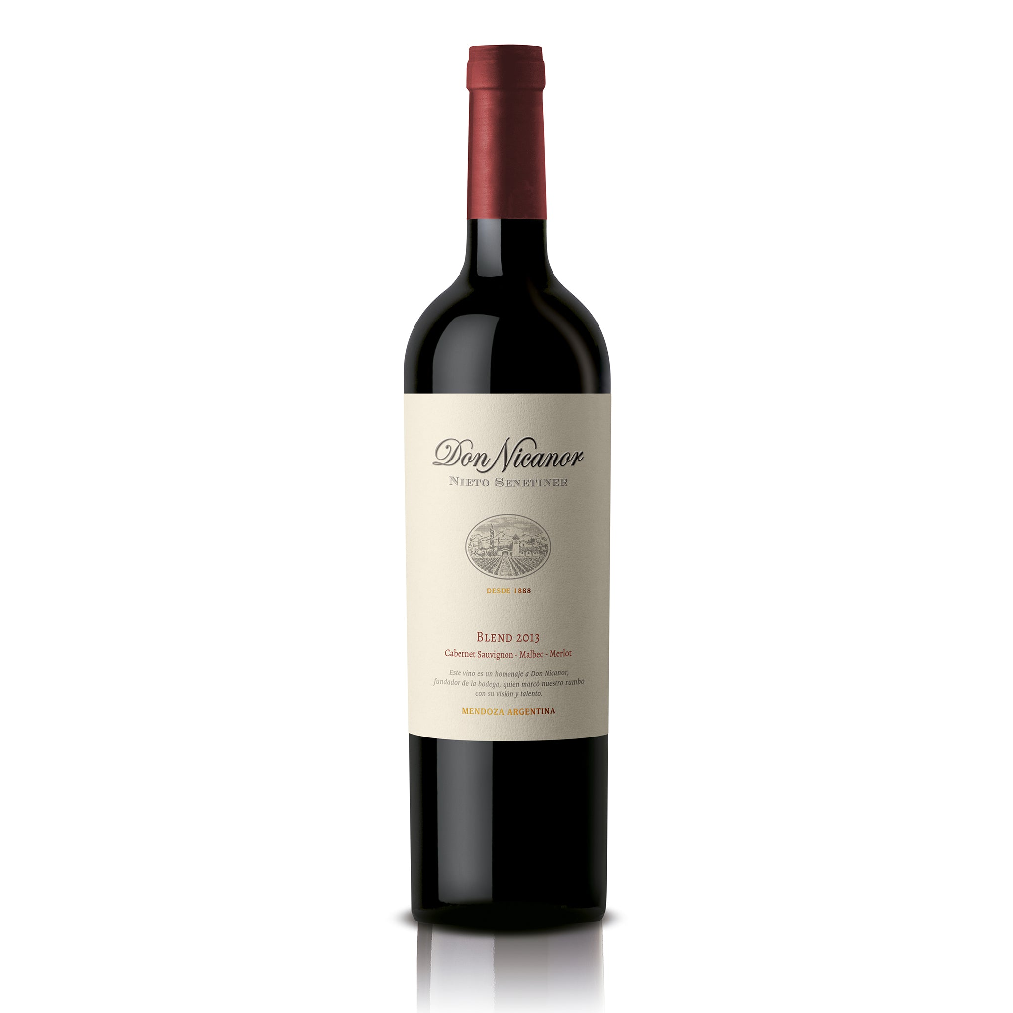 VINO NIETO SENETINER DON NICANOR BLEND 750ML