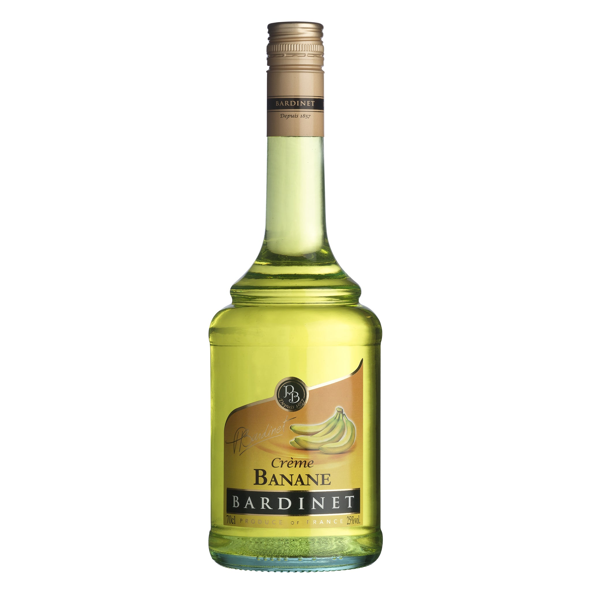 LICOR BARDINET DE BANANA x 700ML