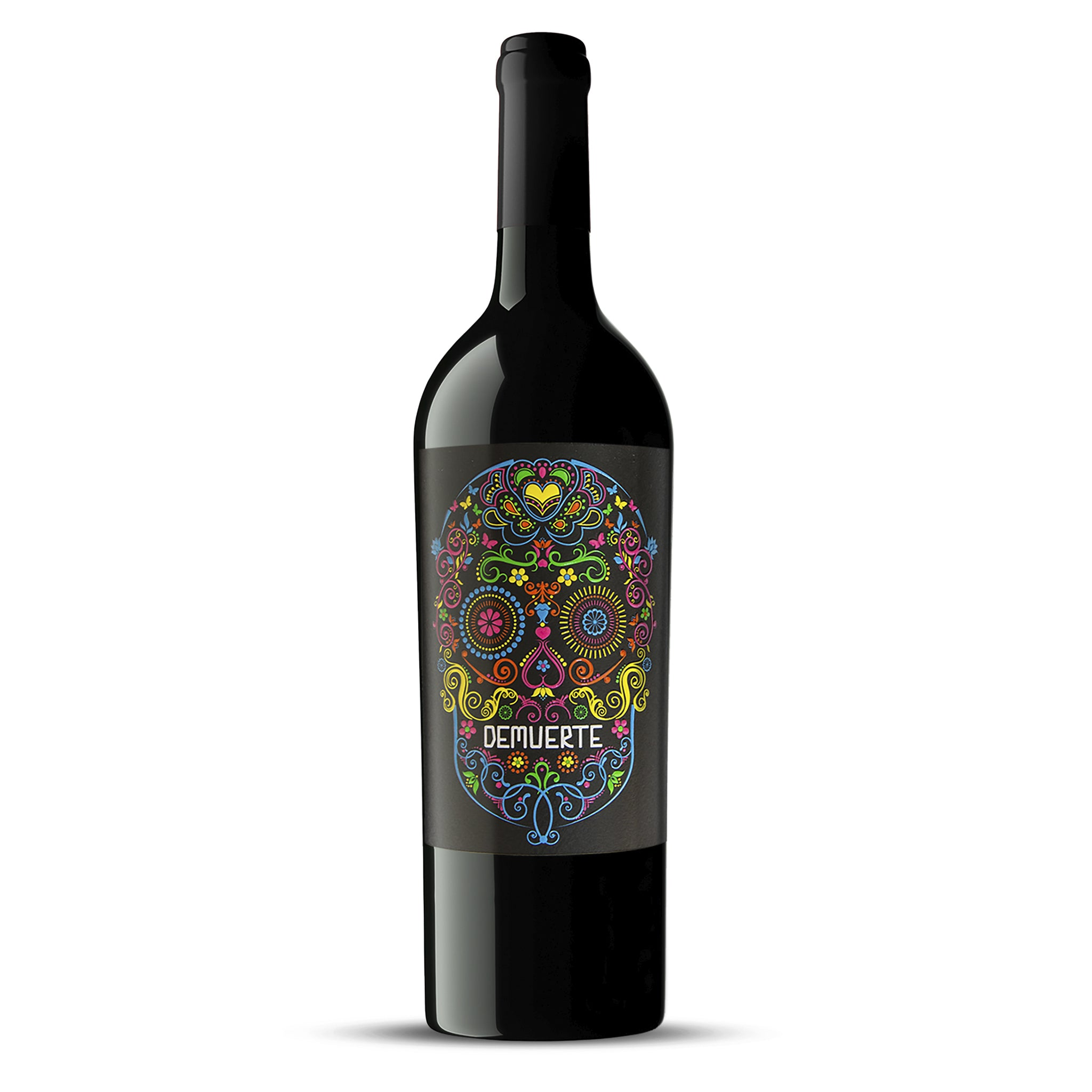 VINO WINERY ON DE MUERTE TINTO 750ML