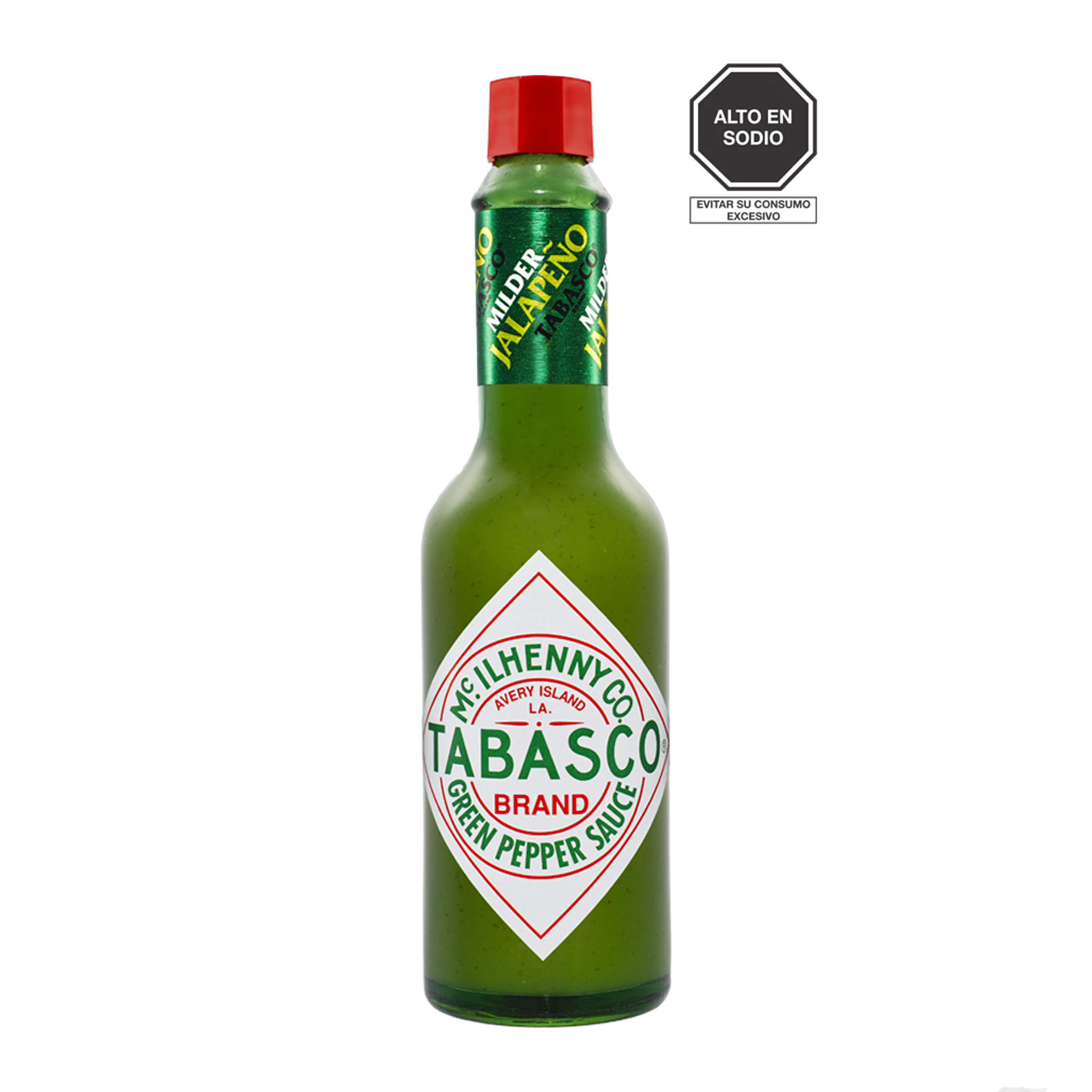 TABASCO GREEN PEPPER x 150ML