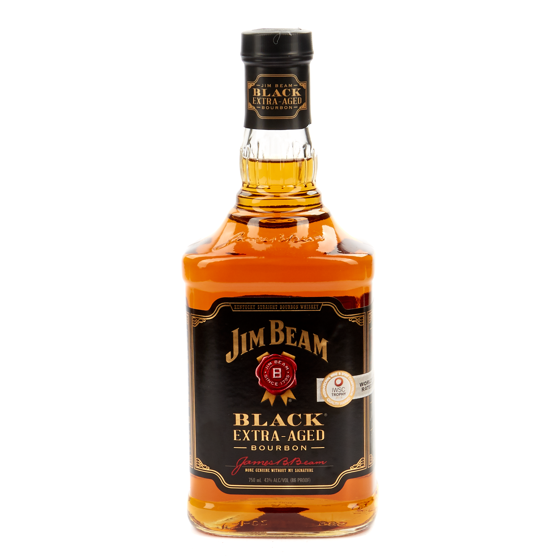 JIM BEAM BLACK EXTRA - AGED 750ML