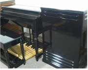 Custom High Gloss finish Hammond B3 & Leslie Speaker
