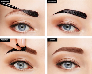 3D Natural Eyebrow