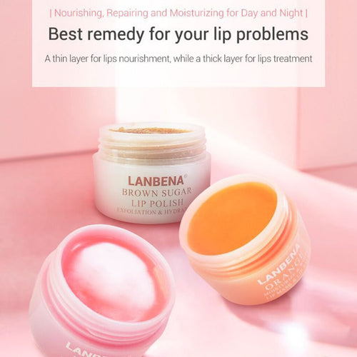 Lip Mask Orange