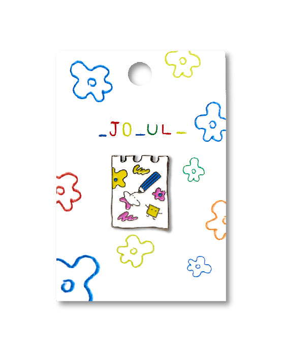 (Badge) JO_UL SKETCHBOOK