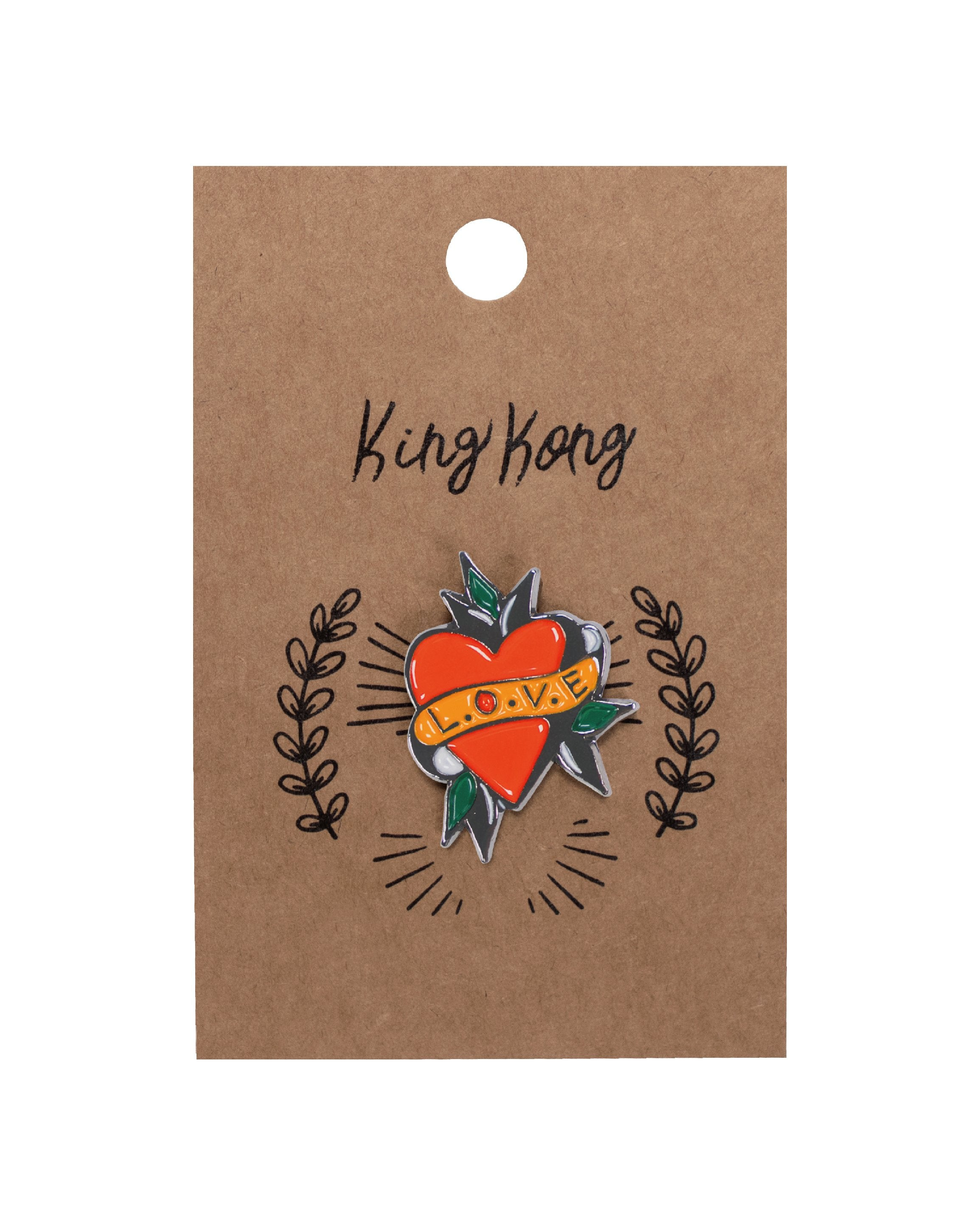 (Badge) King Kong 2