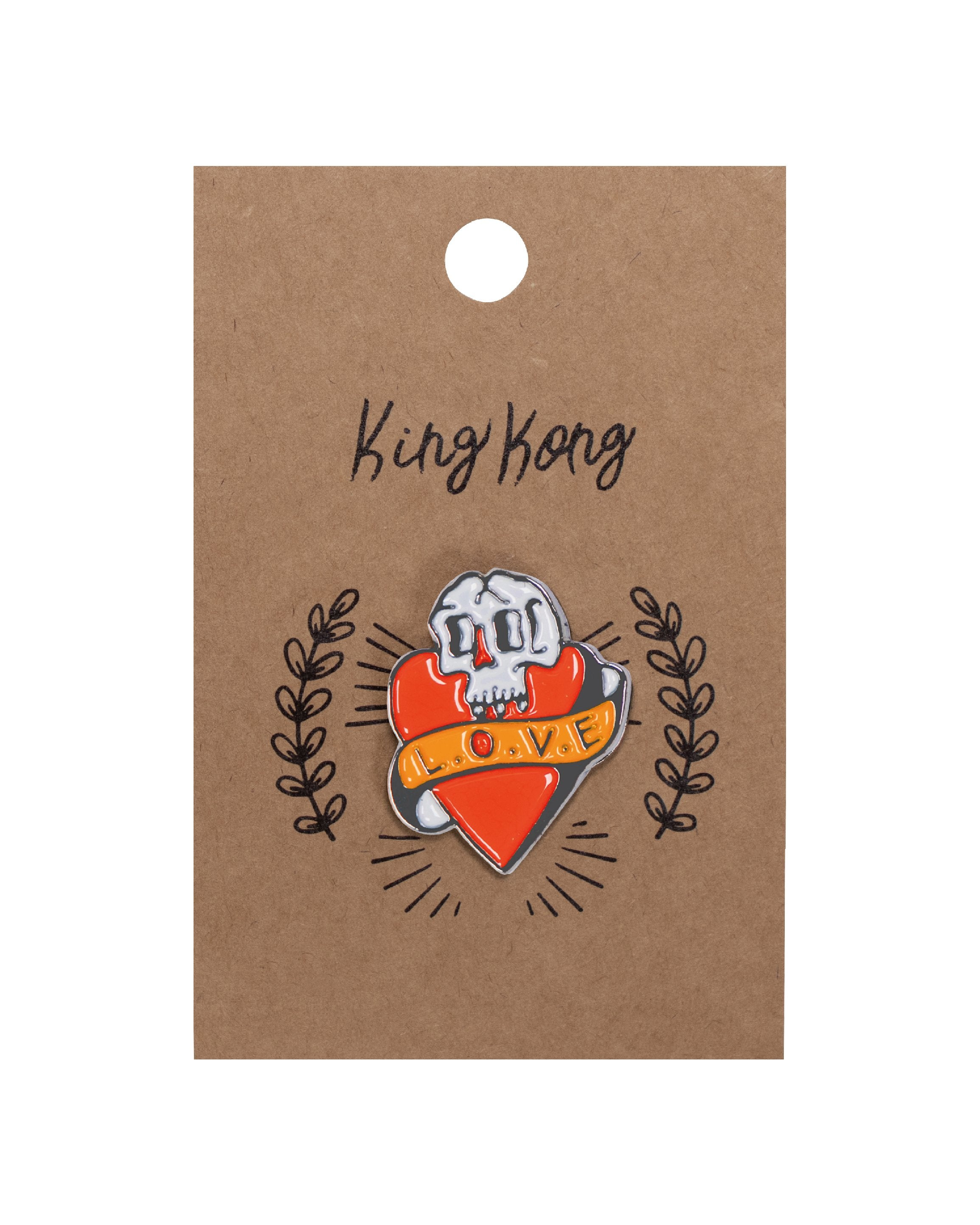 (Badge) King Kong 1