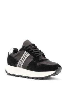Дамски маратонки bikkembergs-fender-2087-low-shoe-w-bkw102242-satin-suede-black
