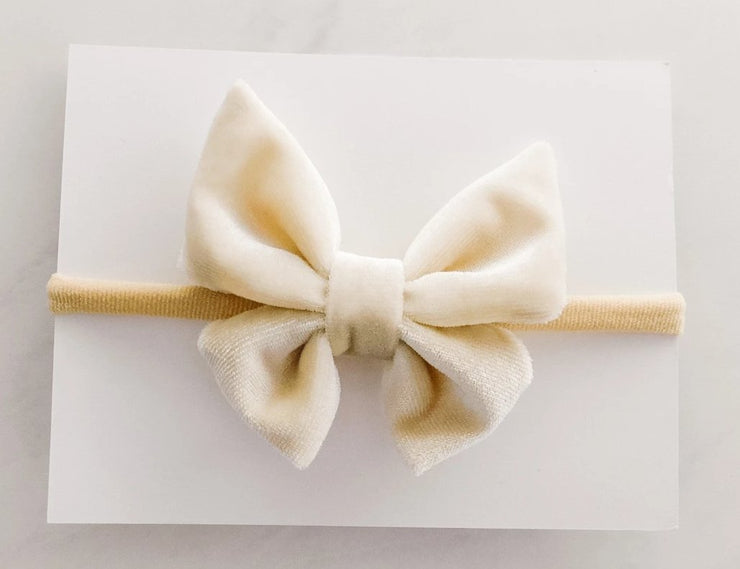 BUTTERFLY BOW - CRYSTAL