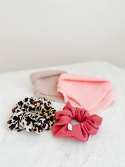 Bib & Scrunchie Set - Mama + Bubba