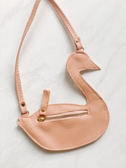 Toddler Purse - Rose Swan