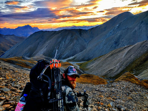 RadCast Outdoors Podcast in the Brooks Range of Alaska