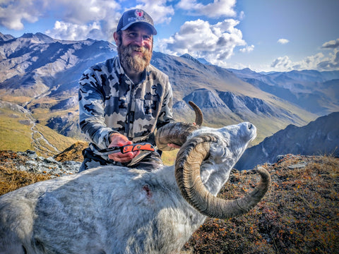 RadCast Outdoors Dahl Sheep Hunting in Alaska