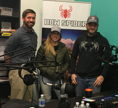 Jess Johnson and the RadCast Outdoors Podcast