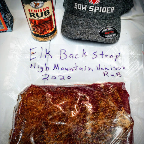 Venison Rub Hi Mountain