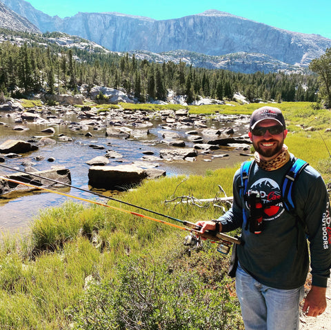 Patrick Edwards RadCast Outdoors Wind River Mountains Special