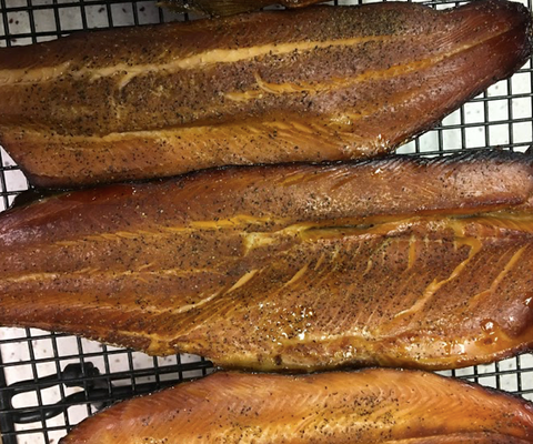 RadCast Outdoors Smoked Fish Recipe from Patrick Edwards