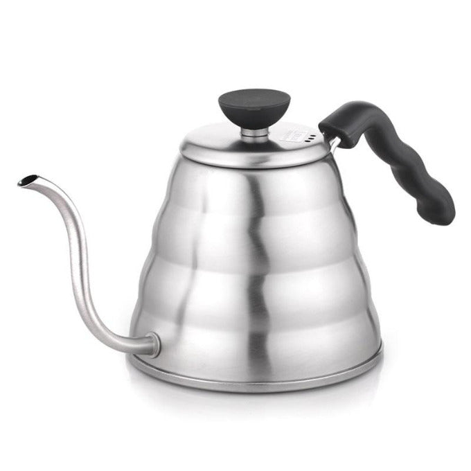 Hario V60 Buono Stainless Steel Drip Pour-Over Kettle - Worlds Specialty Coffee