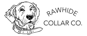 Rawhide Collar Co. Leather Dog Collars