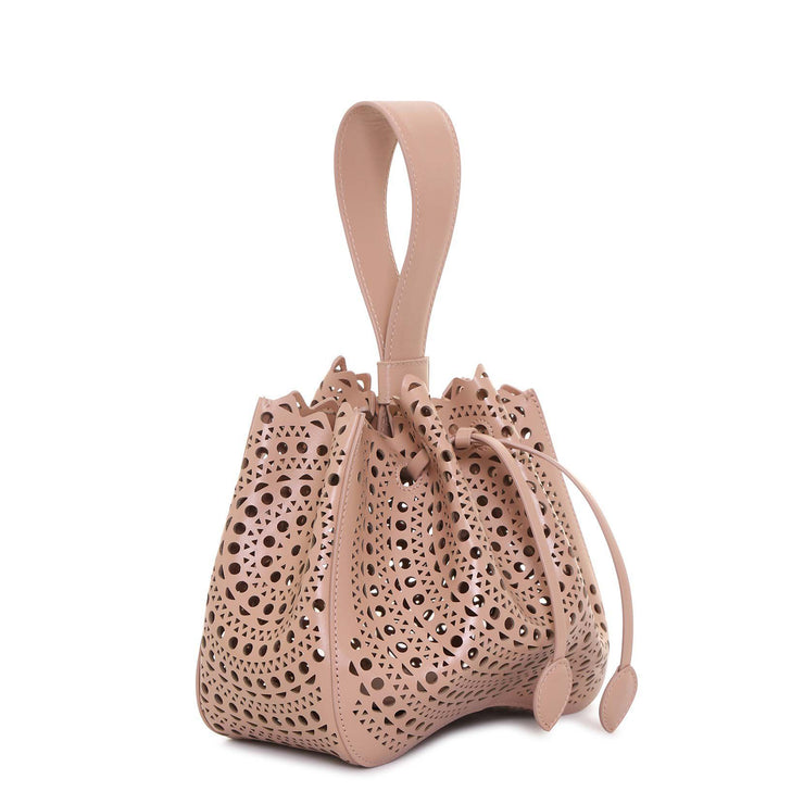 Rose Marie Small light beige bag