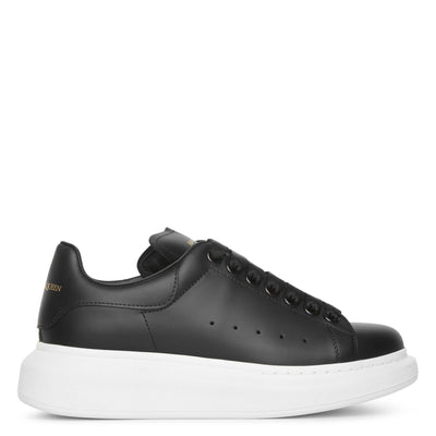 Black classic leather sneaker