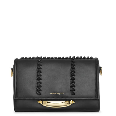 The Story shoulder bag black