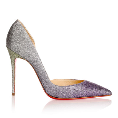 Iriza 100 degrade glitter pump