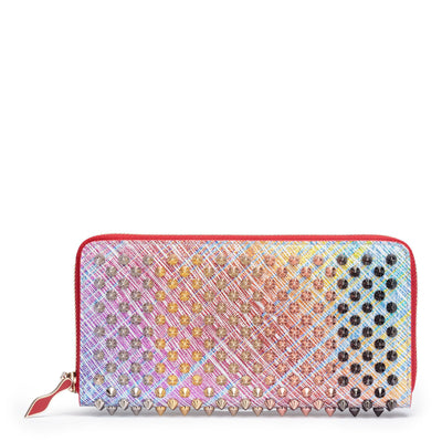 Panettone unicorn suede spikes wallet