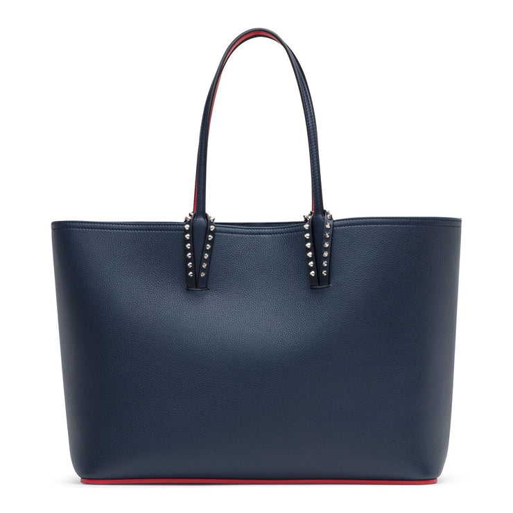 Cabata Dark Blue Tote Bag