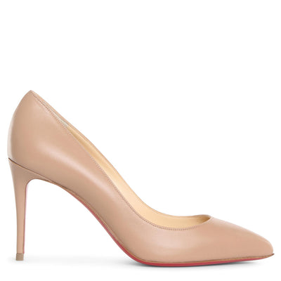 Pigalle Follies 85 beige pumps