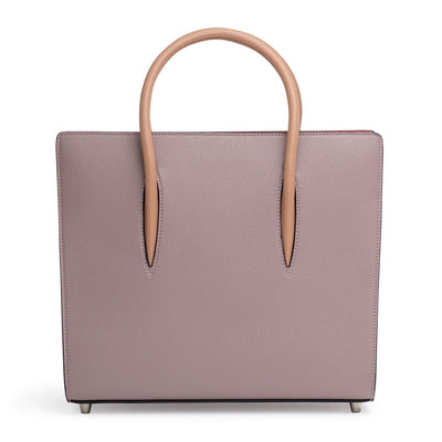 Paloma dusty pink medium tote bag