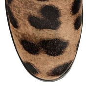 Marchacroche leopard boots