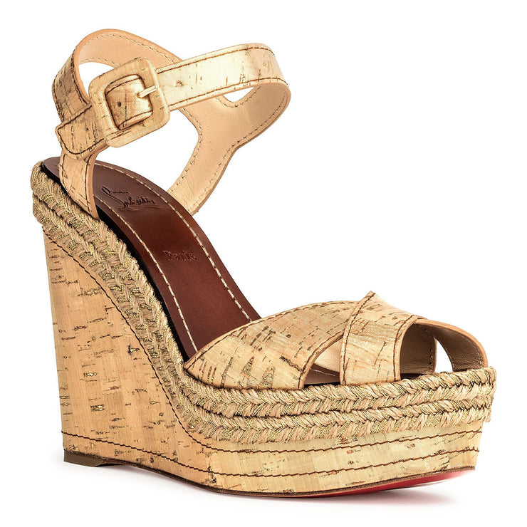 Almeria 120 Liege Gold wedges
