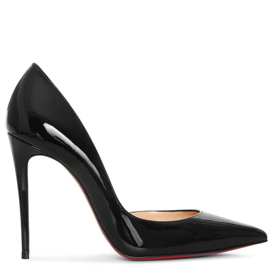 Iriza 100 patent black pumps