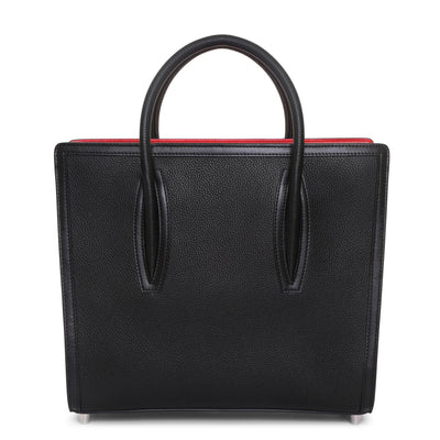 Paloma S medium leather tote