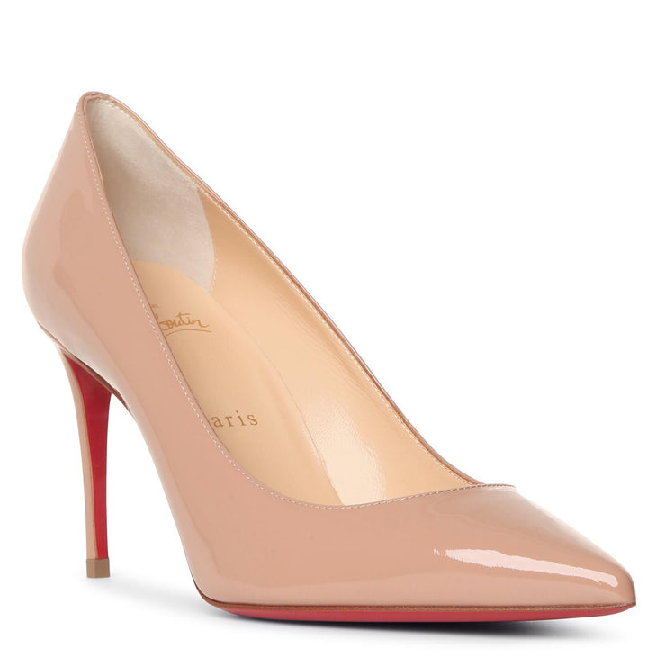 Kate 85 patent nude pumps