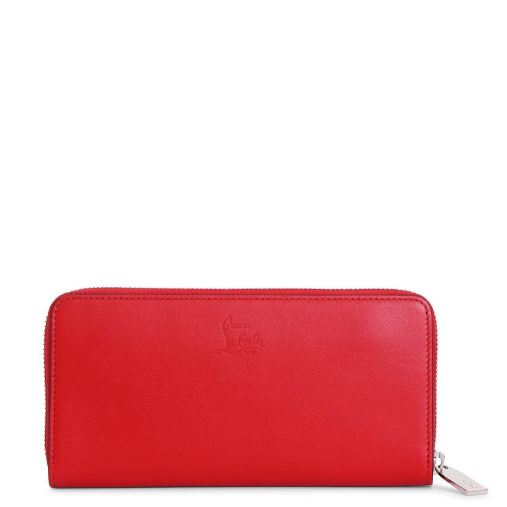 Panettone red logo wallet