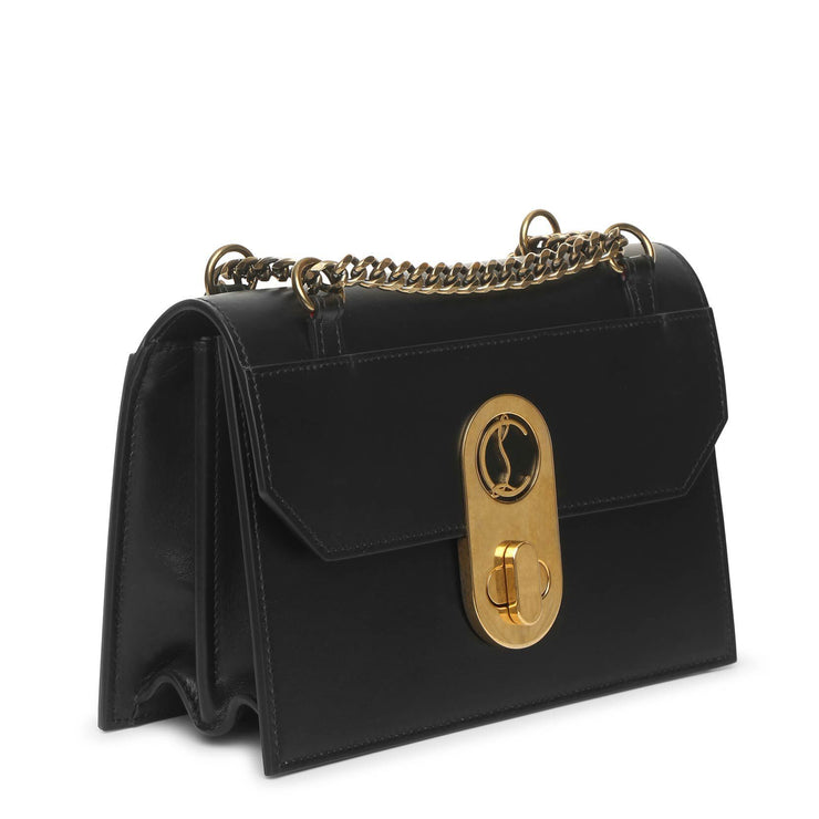 Elisa Small black shoulder bag