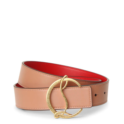 CL Logo Belt courtisane