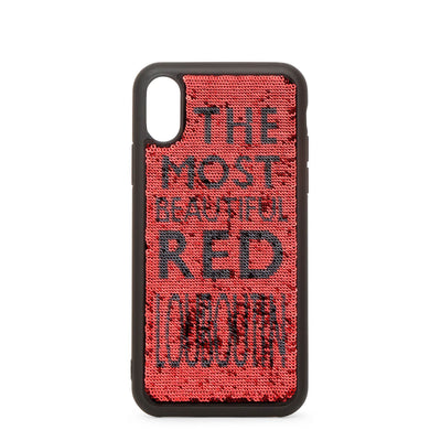 Loubisequins case iPhone X XS