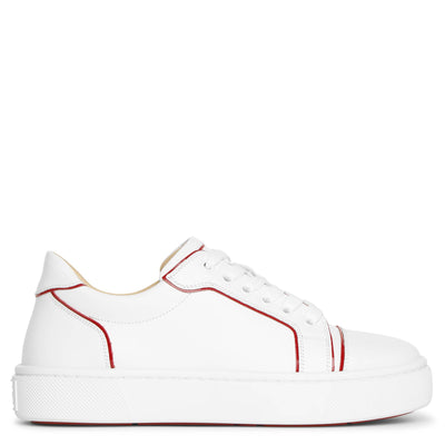 Vieirissima white red sneakers