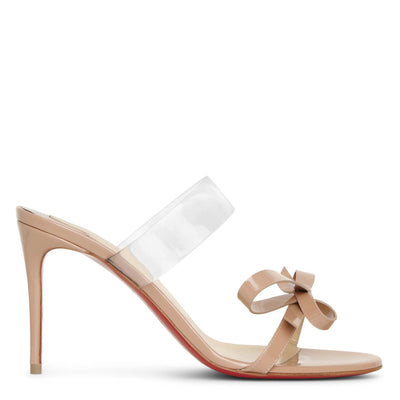Just Nodo 85 patent sandals