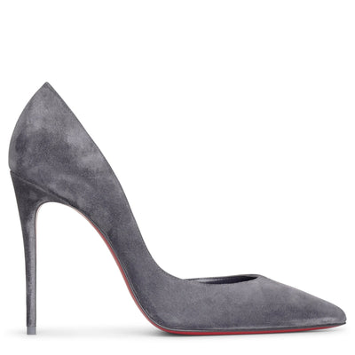 Iriza 100 smoky suede pumps