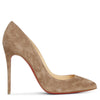 Pigalle Follies 100 fennec suede pumps